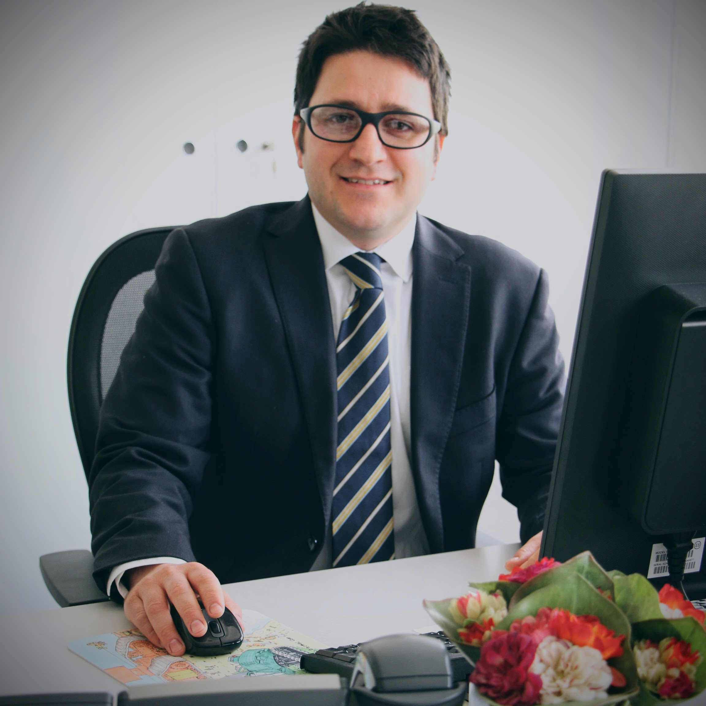 Lorenzo Landi TracMec Staff